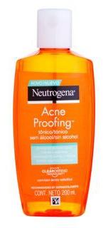 Neutrogena Tônico Neutrogena Acne Proofing
