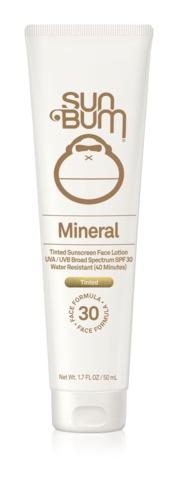 Sun Bum Mineral Sunscreen Face Tint Spf 30