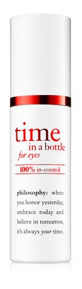 Philosophy Time In A Bottle For Eyes