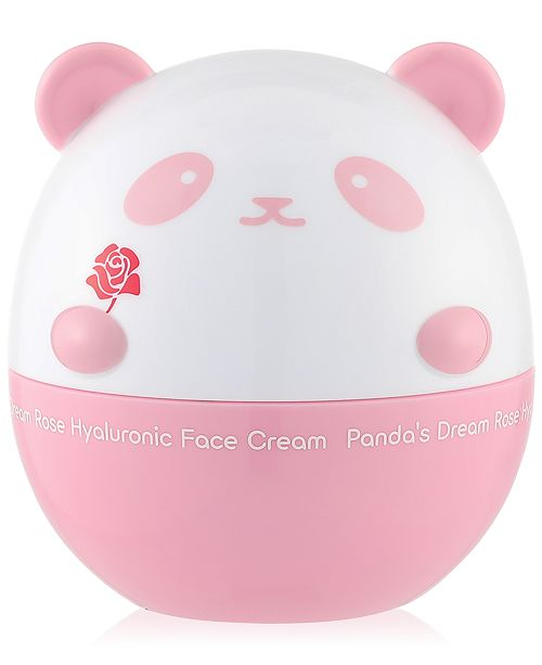 TonyMoly Panda'S Dream Rose Hyaluronic Face Cream