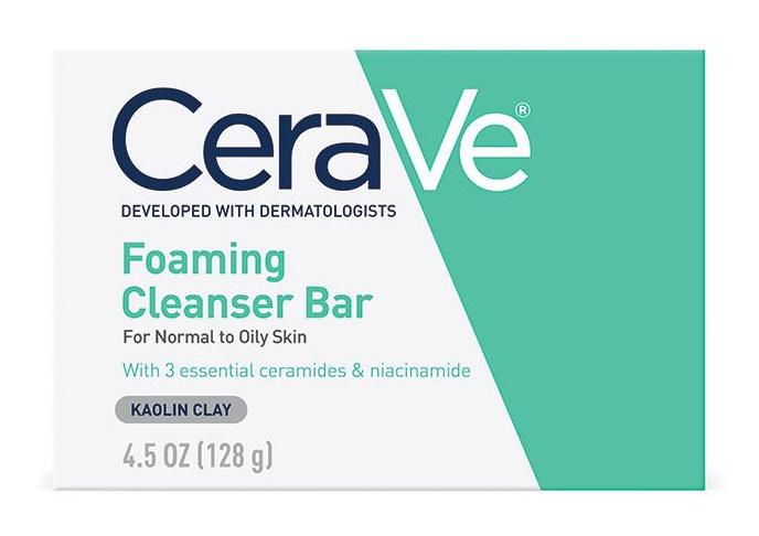CereVe Foaming Cleanser Bar