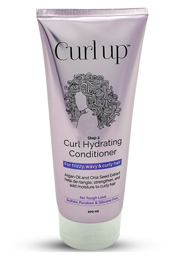 Curl Up Curl Hydrating Conditioner