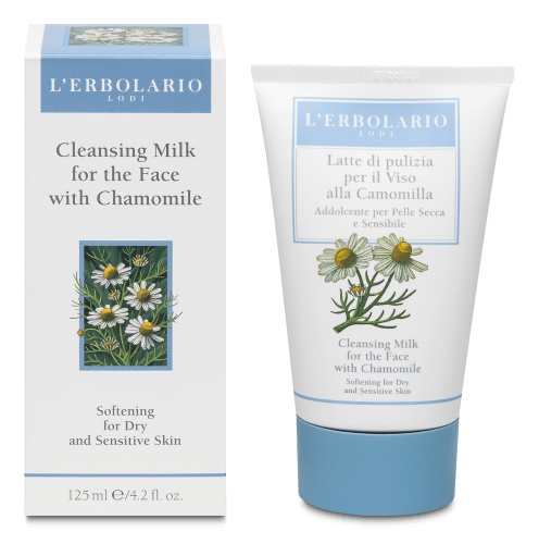 L'Erbolario Cleansing Milk For Sensitive Skin