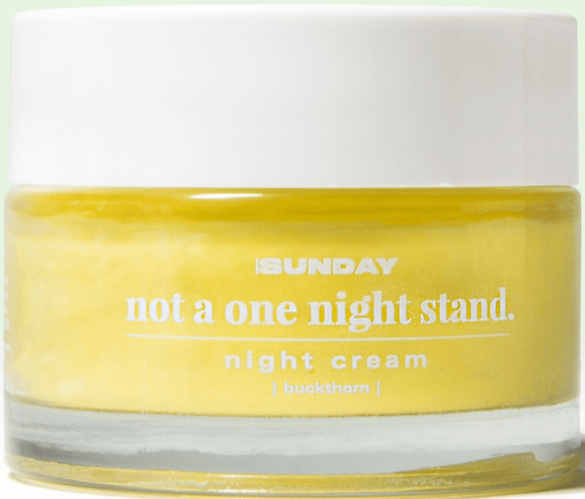 Made by Sunday Not A One Night Stand Night Cream