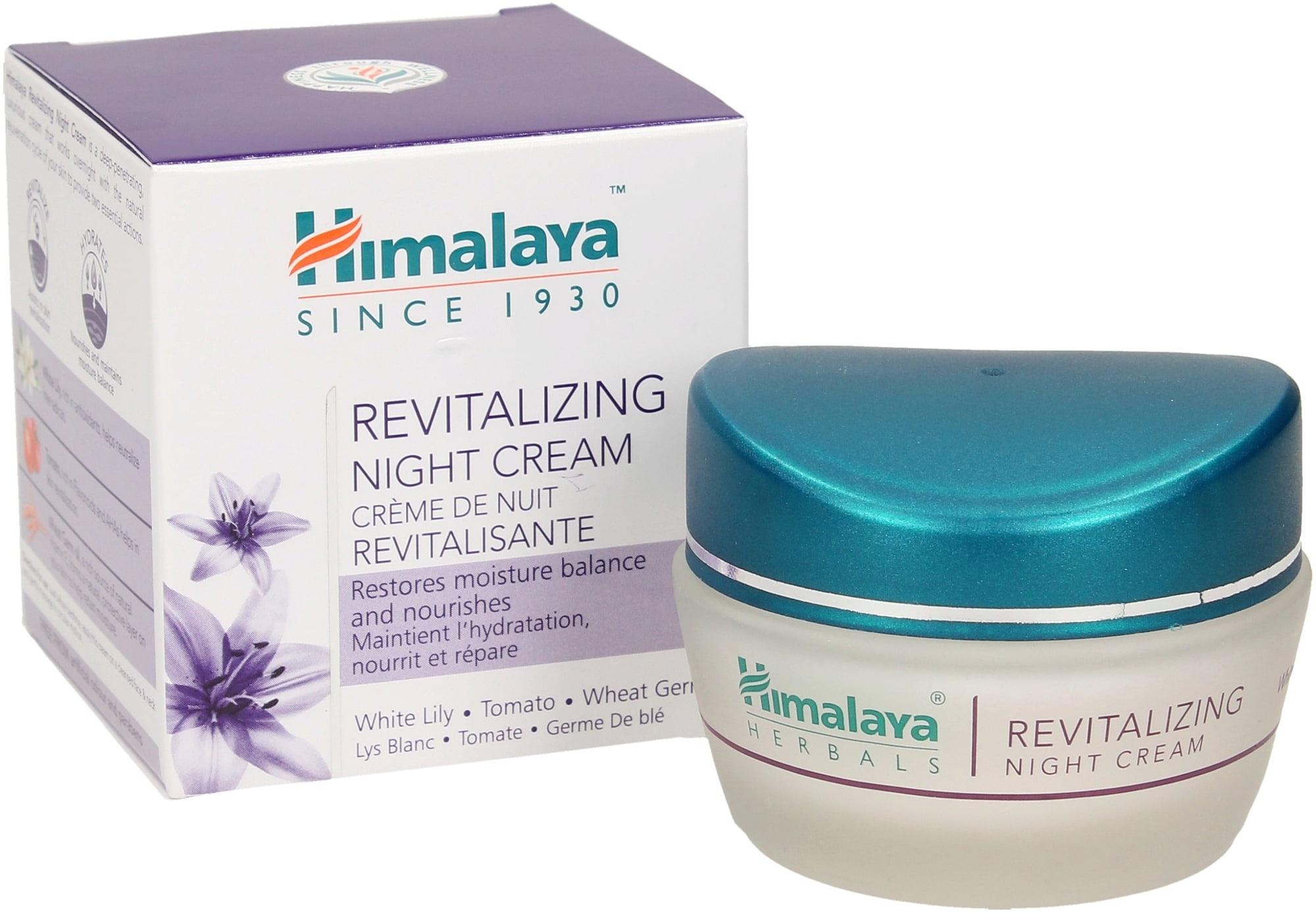Himalaya Revatlizing Night Cream