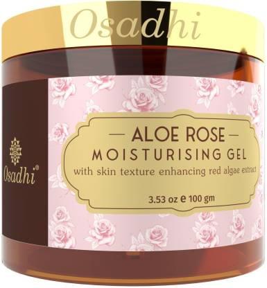 OSADHI Aloe Rose Moisturizing Gel