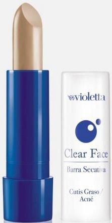 Violetta Clear Face Barra Secativa