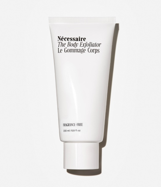 Nécessaire The Body Exfoliator (Fragrance-Free)