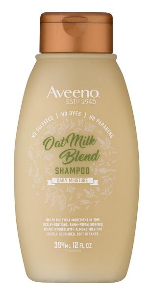 Aveeno Daily Moisture+ Oat Milk Blend Shampoo