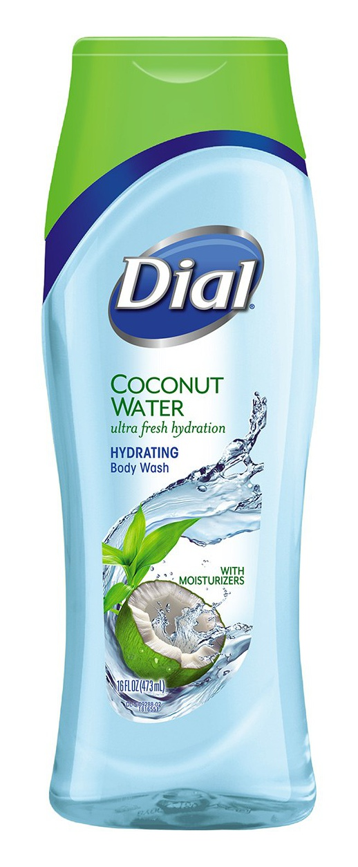 Dial Coconut Water Hydrating Body Wash