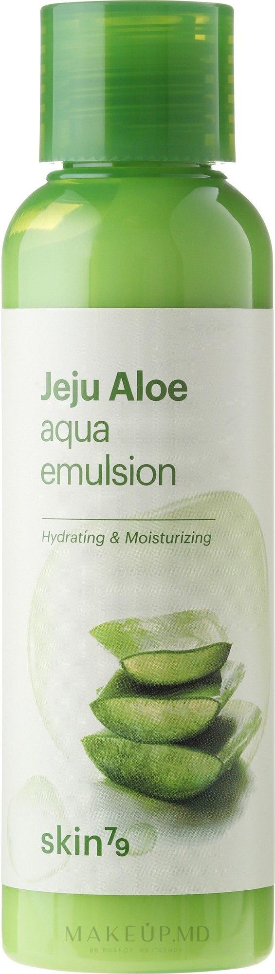 Skin79 Jeju Aloe Aqua Emulsie