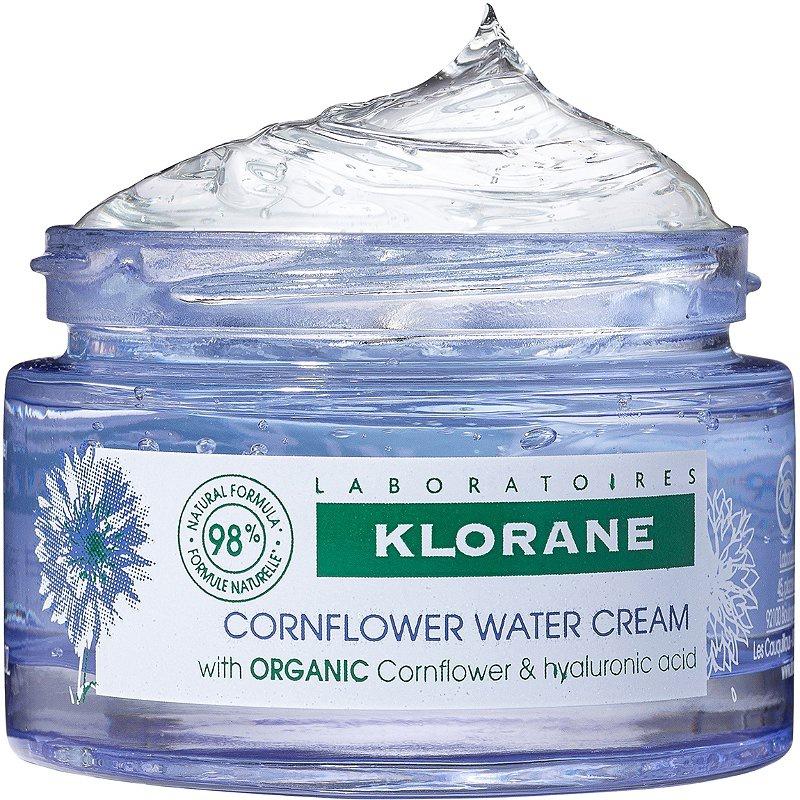 Klorane Cornflower Water Cream