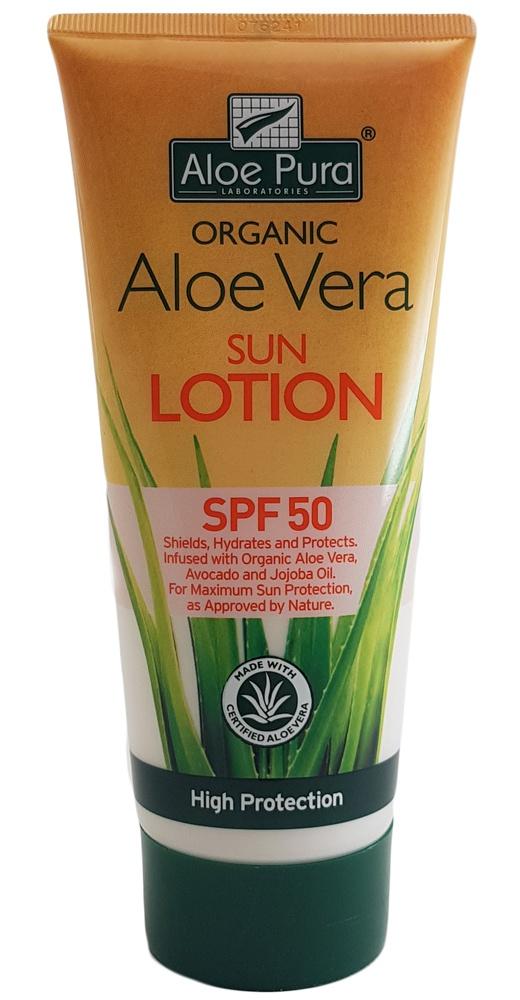 Aloe Pura Sun Lotion SPF 50