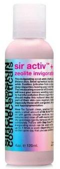 SIRCUIT® Cosmeceuticals Sir Active + Zeolite Invigorating Scrub