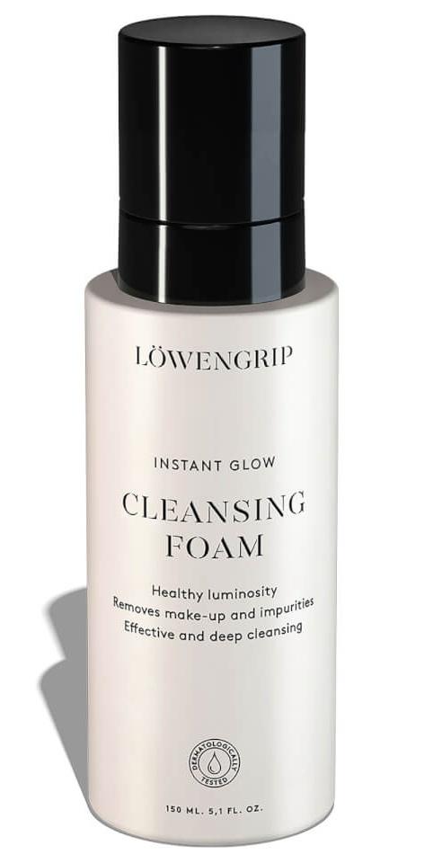 Löwengrip Instant Glow Cleansing Foam