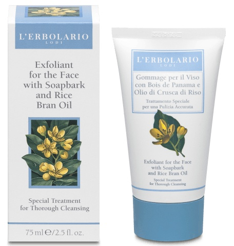 L'Erbolario Exfoliant For The Face