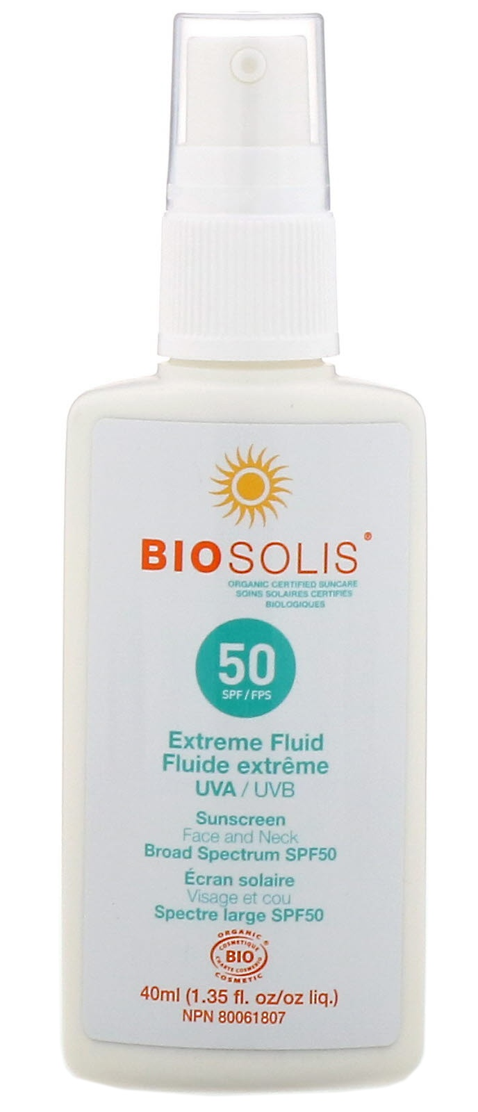 Biosolis Extreme Fluid Sunscreen  Spf 50