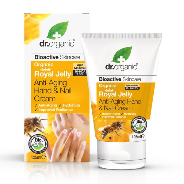 Dr Organic Royal Jelly Hand & Nail Cream