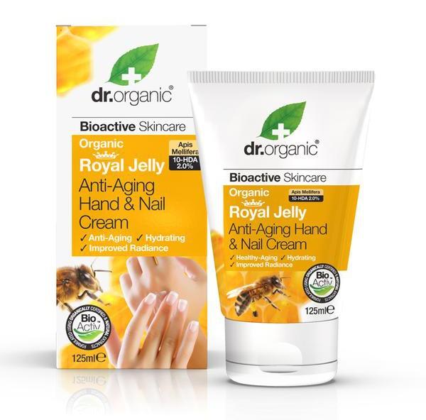 Dr Organic Royal Jelly Hand & Nail Cream