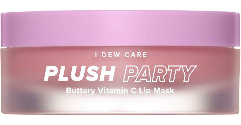 I Dew Care Plush Party Buttery Vitamin C Lip Mask