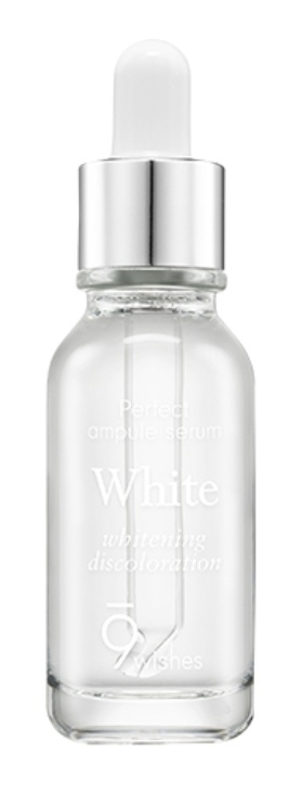 9wishes Miracle White Perfect Ampoule Serum