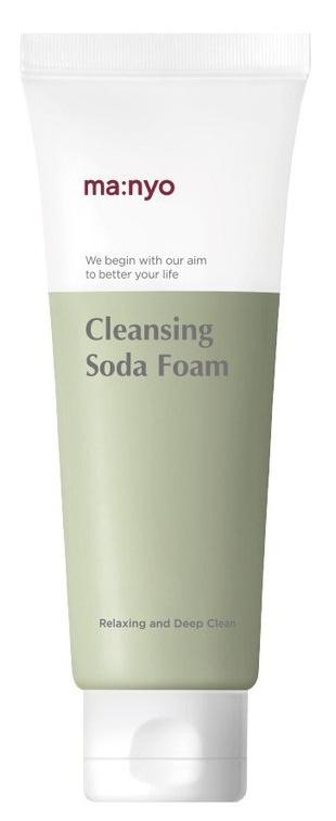 ma:nyo Cleansing Soda Foam