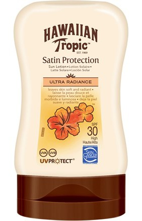 Hawaiian Tropic Satin Protective Lotion Spf30