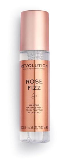 Revolution Precious Stone Fixing Spray Rose Fizz