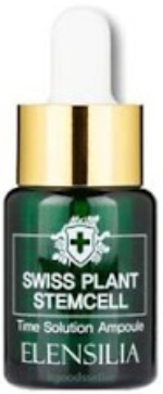 ELENSILIA Swiss Plant Stem Cell Time Solution Ampoule
