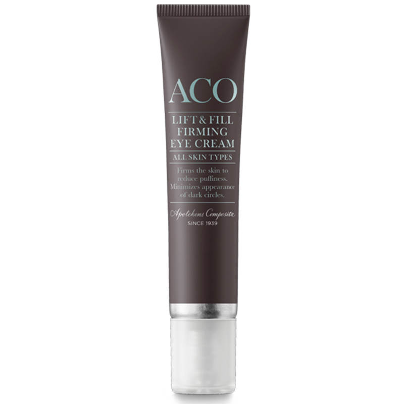 ACO Face Anti Age 40+ Lift & Fill Firming Eye Cream