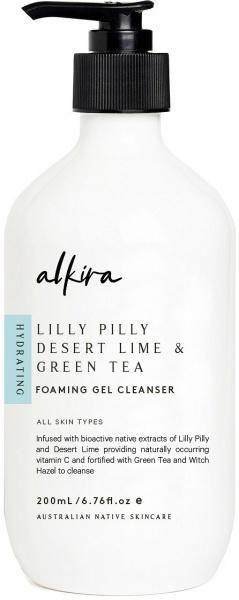 Alkira Foaming Gel Cleanser
