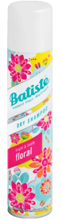Batiste Dry Shampoo Floral Scent
