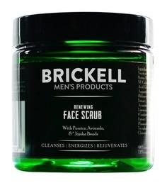 Brickell Renewing Face Scrub