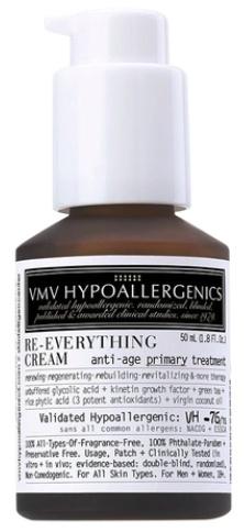 VMV HYPOALLERGENICS Re-Everything Cream Anti-Age Primary Treatment