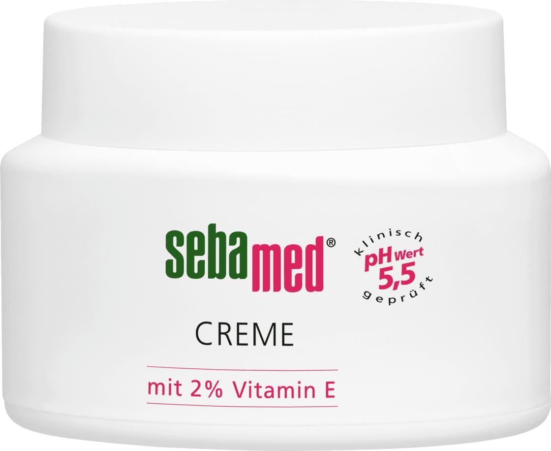 Sebamed Creme mit 2% Vitamin E