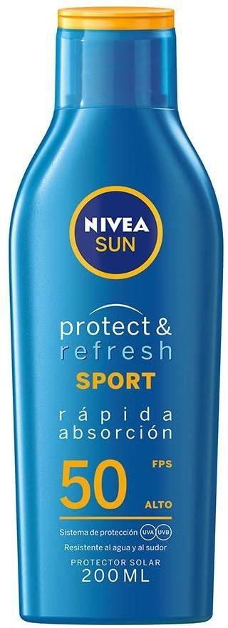 Nivea Sun Protector Solar Loción Fps 50+ Sport