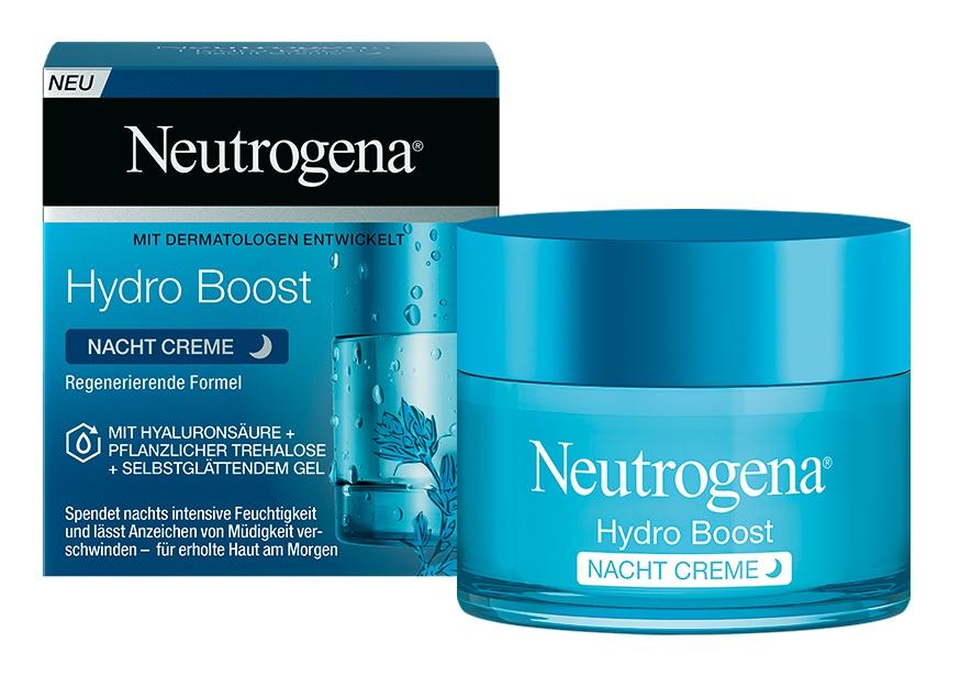 Neutrogena Nachtcreme Hydro Boost
