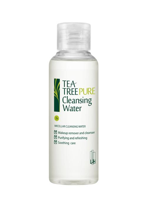 LEEGEEHAAM Tea Tree Pure Cleansing Water