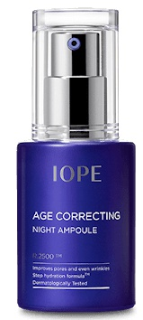 IOPE Age Correcting Night Ampoule