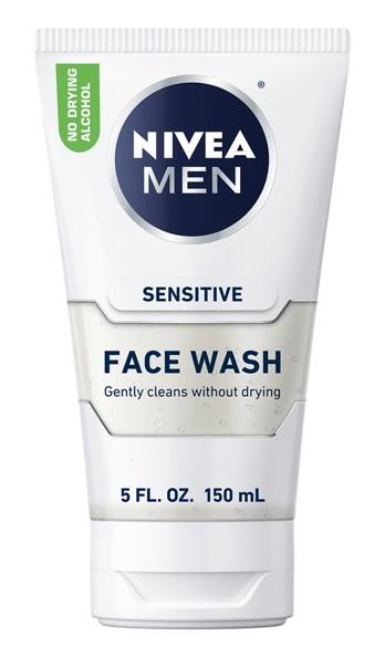 Nivea Sensitive Face Wash For Men