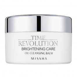Missha Time Revolution Brightening Care Oil Cleansing Balm