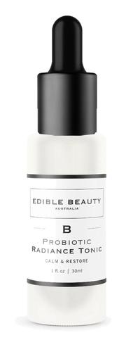 Edible Beauty Probiotic Radiance Tonic Serum