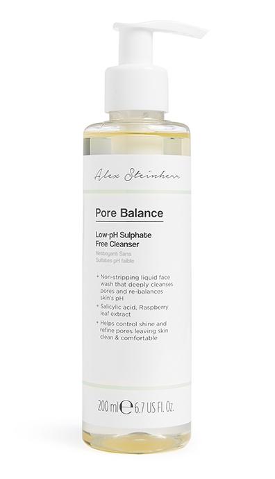 Primark - Alex Steinherr Pore Balance   Low-Ph Sulphate Free Cleanser