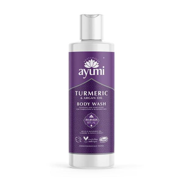 Ayumi Tumeric Body Wash
