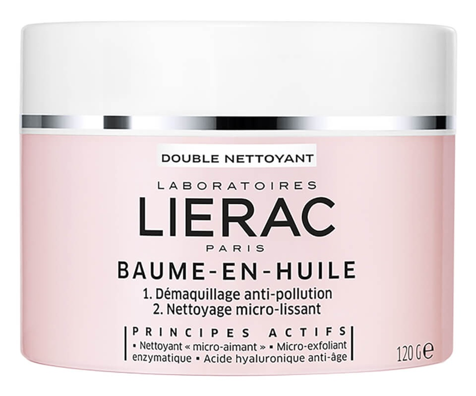 Lierac Double Cleanser Balm-In-Oil