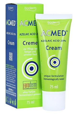 Faroderm Acmed 20% Azelaic Acid Cream