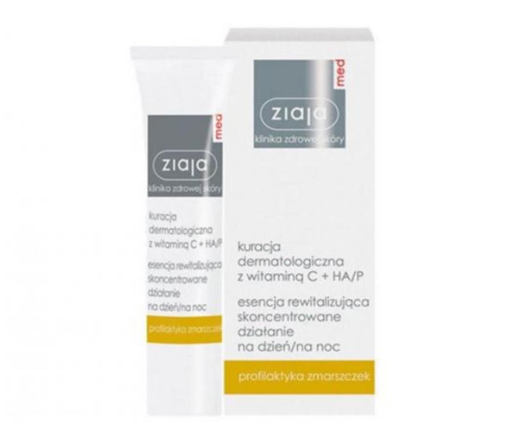 Ziaja Med Dermatological Treatment With Vitamin C + Ha/P