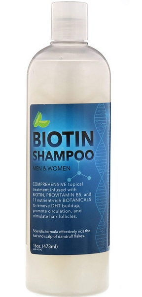Maple Holistics  Biotin Shampoo
