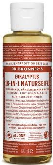Dr. Bronner's Eukalyptus 18-In- Naturseife