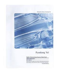 Pyunkang Yul Highly Moisturizing Essence Mask Pack